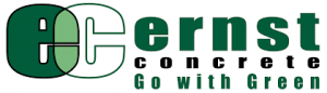 Ernst Concrete – Go with green.