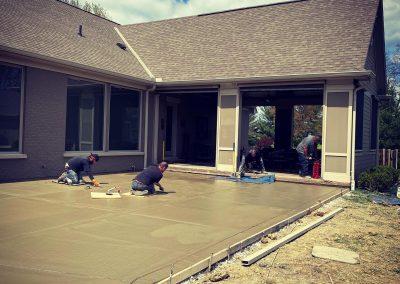 SOLIDForm Concrete concrete driveway